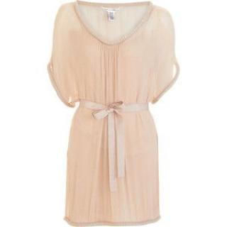 Diane von Furstenberg Nude Sol Dress