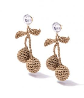 Vanessa Arizaga Cherry Picking Earrings
