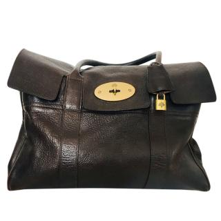 Mulbery Heritage Bayswater Brown Natural Leather