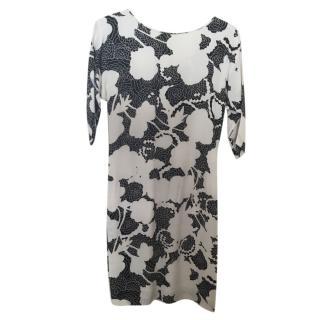 Diane von Furstenberg pure silk dress, US size 8 (UK12)
