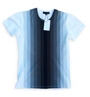 Jonathan Saunders Hugo Digital Stripe T-Shirt