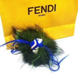 Fendi PomPom Monster Handbag Charm