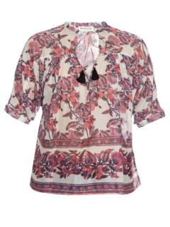 Mascot pink floral top