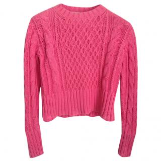 Acne Lia Cable Knit Jumper