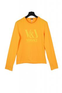 Versace Jeans Couture fitted long sleeve T-shirt