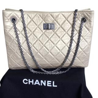 CHANEL Mademoiselle Reissue Tote Bag
