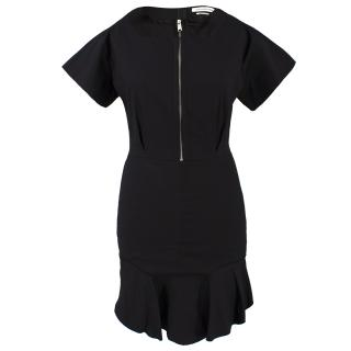 Isabel Marant Etoile Black Mini Dress