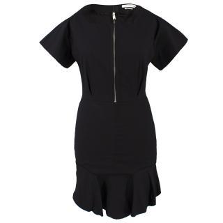 Isabel Marant Etoile Black Mini Dress
