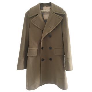 Burberry Brit Men's Wool Coat