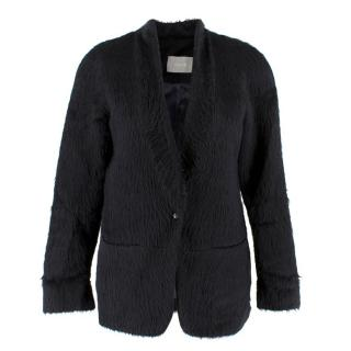 Osman Mohair and Wool Jacket