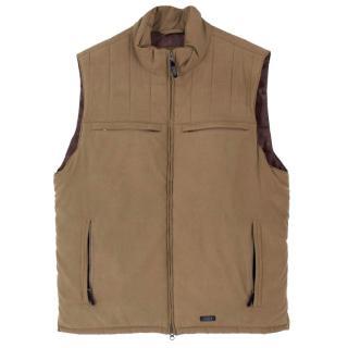 Aigle Khaki Vest Jacket