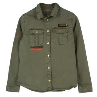 Zadig & Voltaire Girl's khaki Jacket