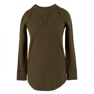 Isabel Marant Alpaca Blend Knit Top