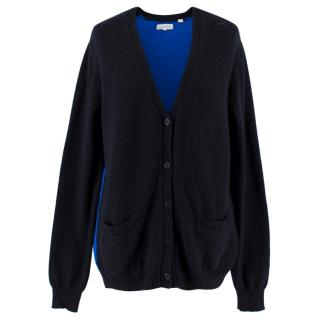 Chinti and Parker Cashmere Colour Block Cardigan