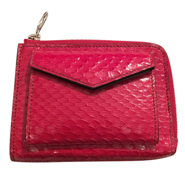 Cartier Small Leather Wallet