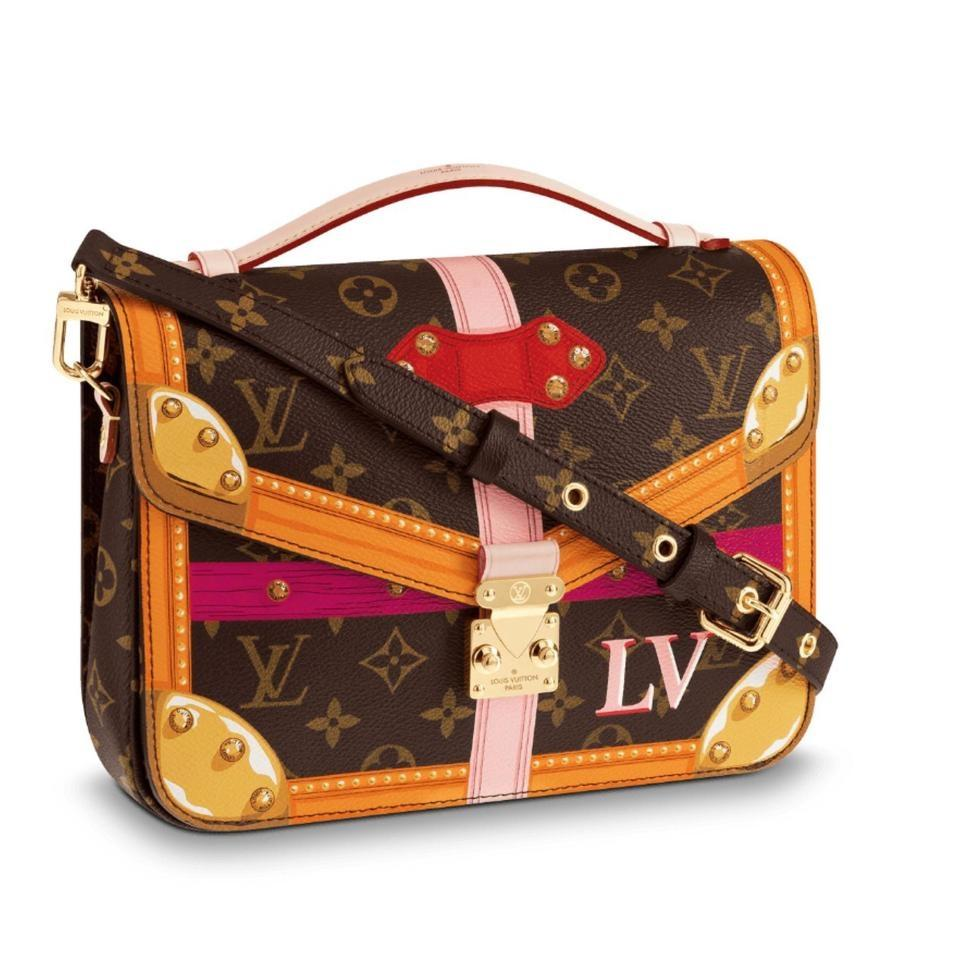 Louis Vuitton Pochette Metis Summer Trunks World Tour 2018 Bag