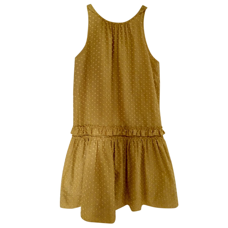 Burberry sleeveless cotton dress