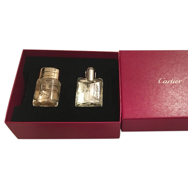 Cartier Parfume Set