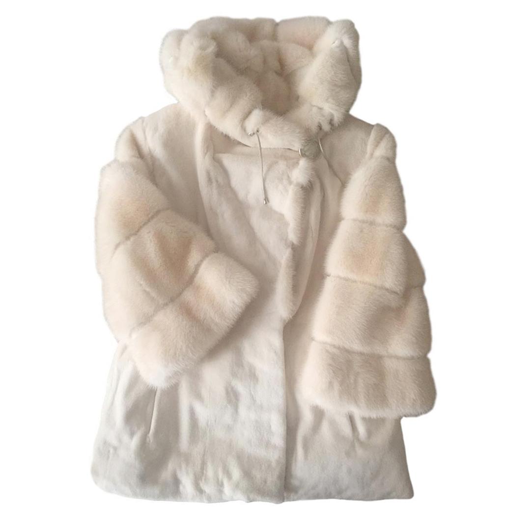 Cpl Mink Fur Coat  2be3df7a23849