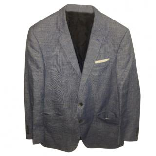 Boss Hugo Boss Wool and Linen Blend Blazer