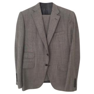 Gucci Fitted Wool Suit
