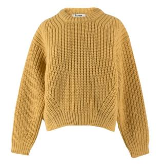 Acne Studios Wool Knit Sweater