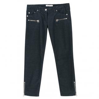 Isabel Marant Etoile Cropped Cordouroy Trousers