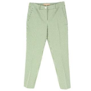Michael Kors Gingham Trousers