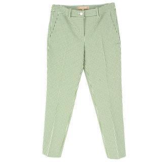 Michael Kors Gingham Trousers