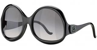 Balenciaga 0144/S Black Sunglasses High UV protection