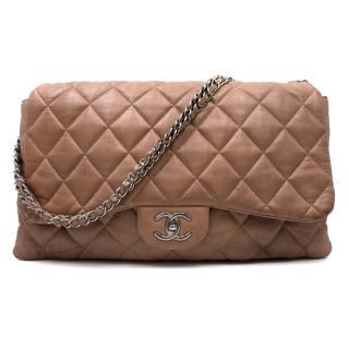 Chanel Maxi Lambskin Classic Flap Bag