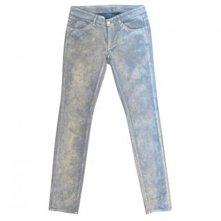 7 For All Mankind Cristen Stretch Skinny Jeans