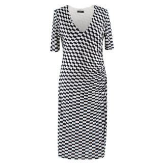 Paul Smith Check V Neck Dress