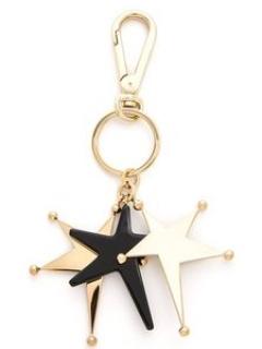Marni Triple Star Keychain