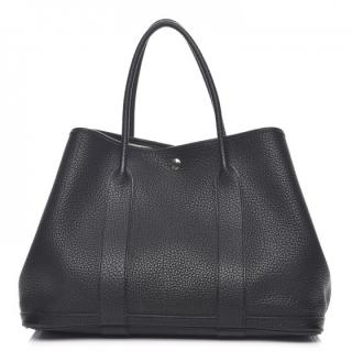 Hermes Negonda Leather Garden Party MM 36 Bag