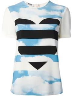 Moschino Cheap and Chic Cloud Top