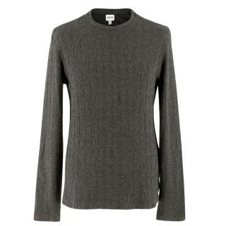 Armani Collezioni Textured Sweater