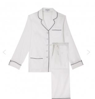 Olivia Von Halle Cotton pyjamas