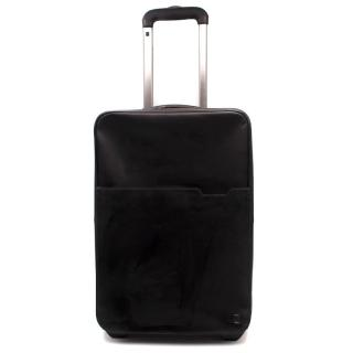 Dunhill Black Carry On Suitcase