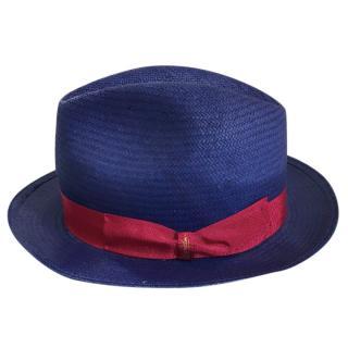Borsalino Bow Detail Hat