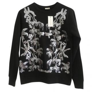 Dries Van Noten SS18 sweatshirt