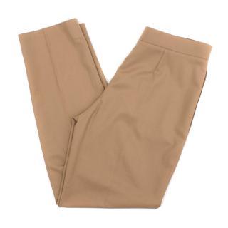 Chloe Wool Tailored Trousers