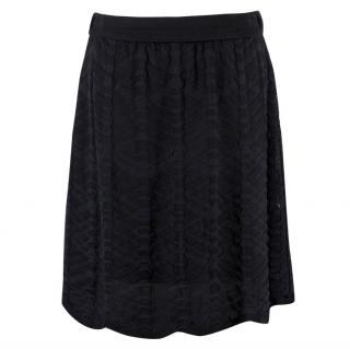 Missoni Wool-Blend Knit Skirt