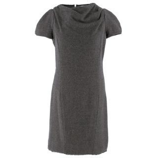 Isabel Marant Etoile Grey Wool Dress