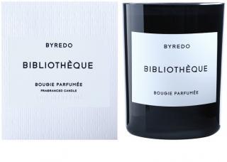 Byredo Bibliotheque Bougie Parfumee Fragranced Candle