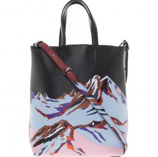 Emilio Pucci Montagne Shoulder Bag