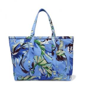 Emilio Pucci Signature Print Tote Bag