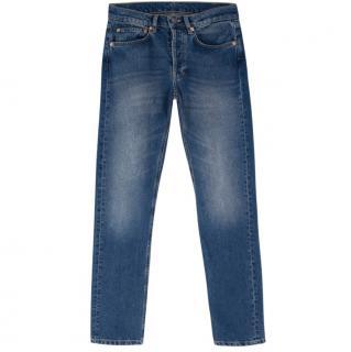Raey Dark Blue Jeans