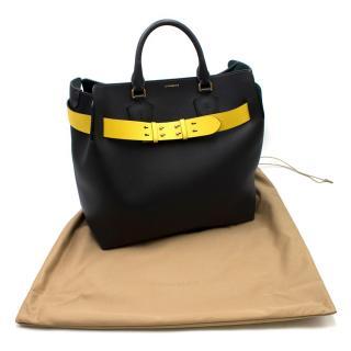 Burberry Large Leather Belt Bag