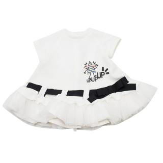 Fendi Baby Frill Dress